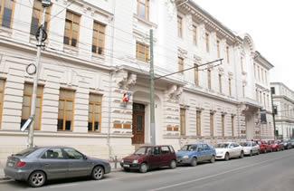 Cladirea Victor Slavescu